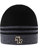The College of Saint Rose Striped Beanie
