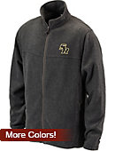 The College of Saint Rose Full-Zip Flanker Jacket
