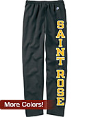 The College of Saint Rose Open Bottom Sweatpants
