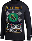 The College of Saint Rose Ugly Sweater Long Sleeve T-Shirt