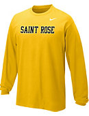 Nike The College of Saint Rose Long Sleeve Classic T-Shirt