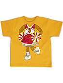 Tuskegee University Cheerleader Toddler T-Shirt