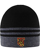 Tuskegee University Golden Tigers Striped Beanie