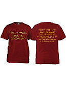 Tuskegee University 'Ball and Parlay' T-Shirt