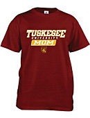Tuskegee University Golden Tigers Mom T-Shirt