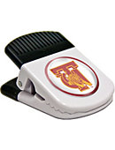 Tuskegee University Golden Tigers Large Magnet Clip
