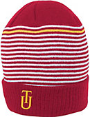 Nike Tuskegee University Cuffed Stripped Beanie