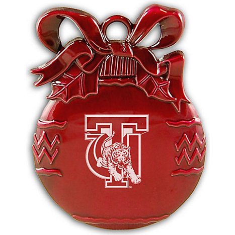 Product: Tuskegee University Golden Tigers Ornament