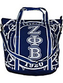 Tuskegee University Greek Canvas Bag
