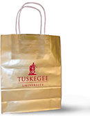 Tuskegee University Giftbag