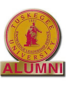 Tuskegee University Golden Tigers Lapelpin