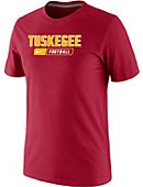 Nike Tuskegee University Football T-Shirt