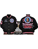 Tuskegee University President Obama Jacket