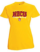 Tuskegee University Golden Tigers Women's Athletic Fit Short Sleeve T-Shirt