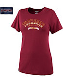 Tuskegee University Golden Tigers Mom Women's T-Shirt