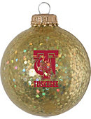 Tuskegee University Sparkle Ornament Ball