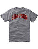 Simpson College Victory Falls T-Shirt