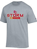 Simpson College Storm Football T-Shirt