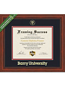 Barry University Millenium BA/MA Diploma Frame -ONLINE ONLY