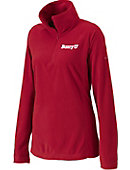 Barry University Women's 1/4 Zip Glacial Fleece