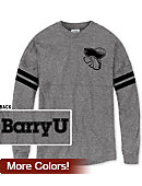 Barry University Buccaneers Women's Ra Ra T-Shirt