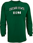 Chicago State University Long Sleeve T-Shirt - 3XL