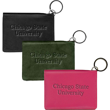 Product: Chicago State University Keychain Wallet