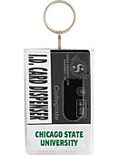 Chicago State University Card Guard Thumbnotch