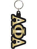 Chicago State University Alpha Phi Alpha Keychain