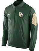 Nike Baylor University Lockdown 1/2 Zip Jacket