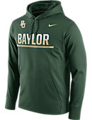 1605D Baylor University Circuit Pullover Hooded Sweatshirt