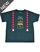 Baylor University Bears Ugly Sweater Toddler T-Shirt