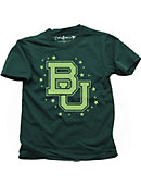 Baylor University Toddler Lights Out T-Shirt