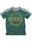 Baylor University Bears Boys' Color Block T-Shirt