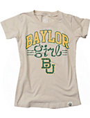 Baylor University Bears Girl Youth T-Shirt