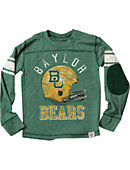 Baylor University Football Boy's Long Sleeve T-Shirt