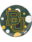 Baylor University Bears 3 in. Button Magnet
