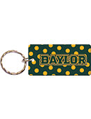 Baylor University Bears Keychain with Mirror