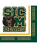Baylor University Luncheon Napkin 20-Count