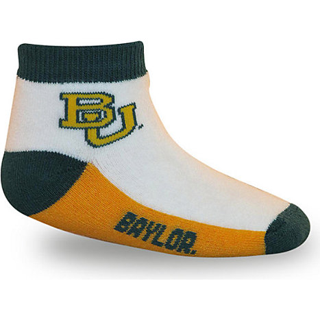 Product: Baylor University Infant Bootie