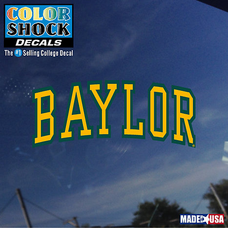 Product: Baylor University Decal