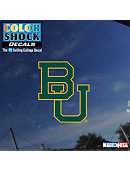 Baylor University Decal Primary