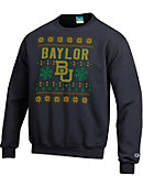 Baylor University Ugly Sweater Crewneck Sweatshirt