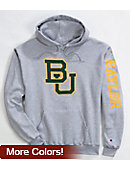 1607D Baylor University Hooded Sweatshirt
