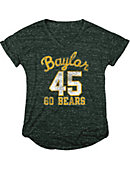 Baylor University Bears Women's Confetti T-Shirt
