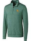 1602E Baylor University DryTec Performance Shoreline 1/2 Zip