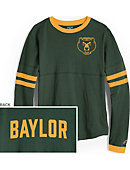 Baylor University Bears Youth Long Sleeve Ra Ra T-Shirt