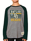 Baylor University Bears Youth Boy's Raglan T-Shirt