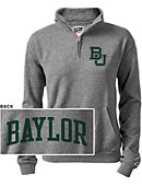 Baylor University Women's 1/2 Zip Top