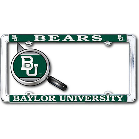 Product: 1212A1 Bears License Frame